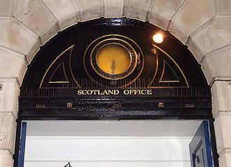 Dover House - Image: Scotland office