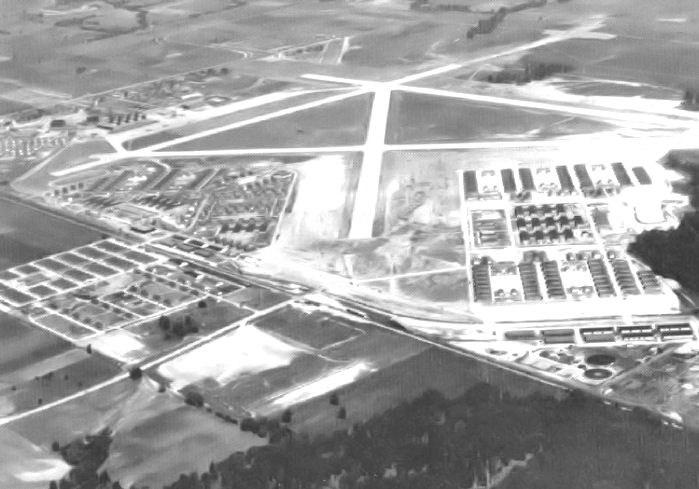 Scott Field - 1943