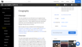 """Screenshot of """"Los Angeles"""" article on Everipedia (scrolled).png"""