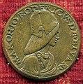 Scuola romana sotto alessandro VI, medaglia di don rodrigo di bivar y mendoza.JPG