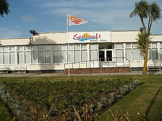 Hemsby - Image: Seacroft Holiday Park, Hemsby
