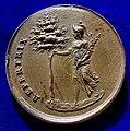 Sebastian Dadler Original Medal N.D. (1648), Christina of Sweden, Peace of Westphalia. Reverse.jpg