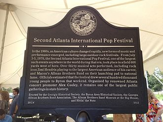 Georgia Historical Society - Georgia historical marker, erected by the Georgia Historical Society in 2012