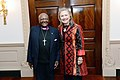 Secretary Clinton Meets With Archbishop Tutu (8075136514).jpg