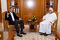 Secretary Kerry Holds Impromptu Bilateral Meeting With Oman Foreign Minister Alawi During Refueling Stop in Muscat.jpg