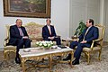Secretary Kerry Meets With Egyptian President al-Sisi and Egyptian Foreign Minister Shoukry in Cairo (25934508314).jpg