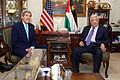 Secretary Kerry Meets With Palestinian Authority President Abbas in Jordan Amid Series of Conversations in Jordan - 15593980047.jpg