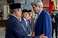 Secretary Kerry is Greeted by Outgoing Indonesian President Yudhoyono (15396232758).jpg