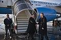 Secretary Pompeo Arrives at Keflavik Air Base (47101951371).jpg
