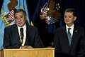 Secretary of Defense Leon E. Panetta and Secretary of Veterans Affairs Eric K. Shinseki address the media after meeting at Department of Veterans Affairs (2).jpg