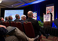 Secretary of the Navy Ray Mabus delivers remarks during the 25th annual Surface Navy Association National Symposium at the Hyatt Regency Crystal City in Arlington, Va 130117-N-AC887-001.jpg
