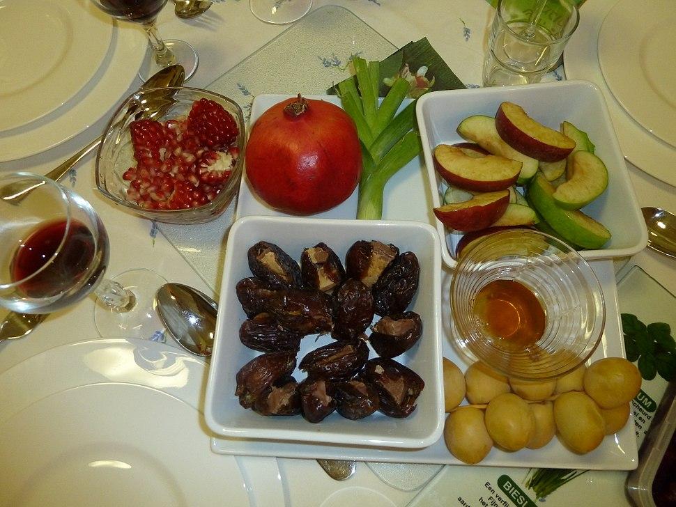 Seder Rosh Hashana P1060206