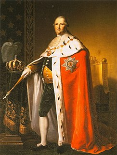 Frederick I of Württemberg Duke/Elector/King of Württemberg