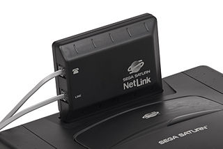 Sega Net Link