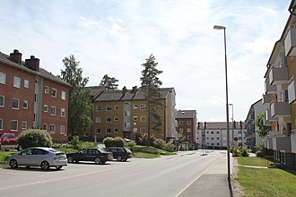 Segersjö - Image: Segersjö, juni 2011