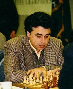 Yasser Seirawan - Seirawan at the 2003 United States Chess Championship