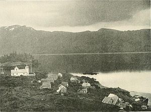 Seldovia, Alaska - Seldovia as it appeared in the early 20th century.