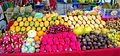 Selection of fruits at Ao Nang street market.jpg
