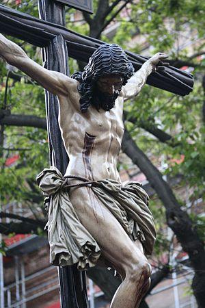 Juan de Mesa - De Mesa's Cristo de la Buena Muerte.