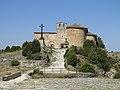 Sepulveda Iglesia y Monasterio de San Frutos-2012.jpg