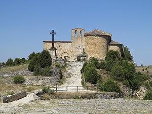 Saint Fructus - Image: Sepulveda Iglesia y Monasterio de San Frutos 2012