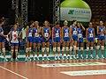 Serbia womens volleyball team - Katowice 2010.jpg