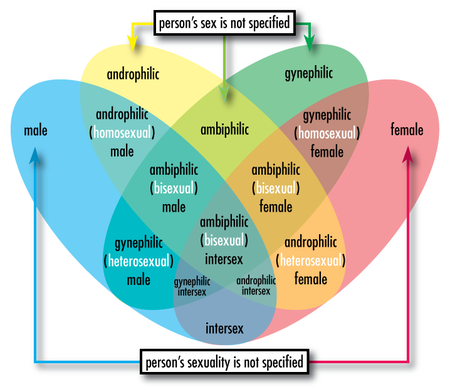 Difference between cisgender and heterosexual relations