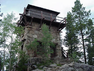 Shadow Mountain Lookout United States historic place