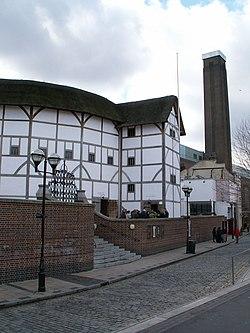 [Royaume-Uni] - Shakespeare's Globe Théâtre, Londres 250px-Shakespeare_Globe_Theater_1_db