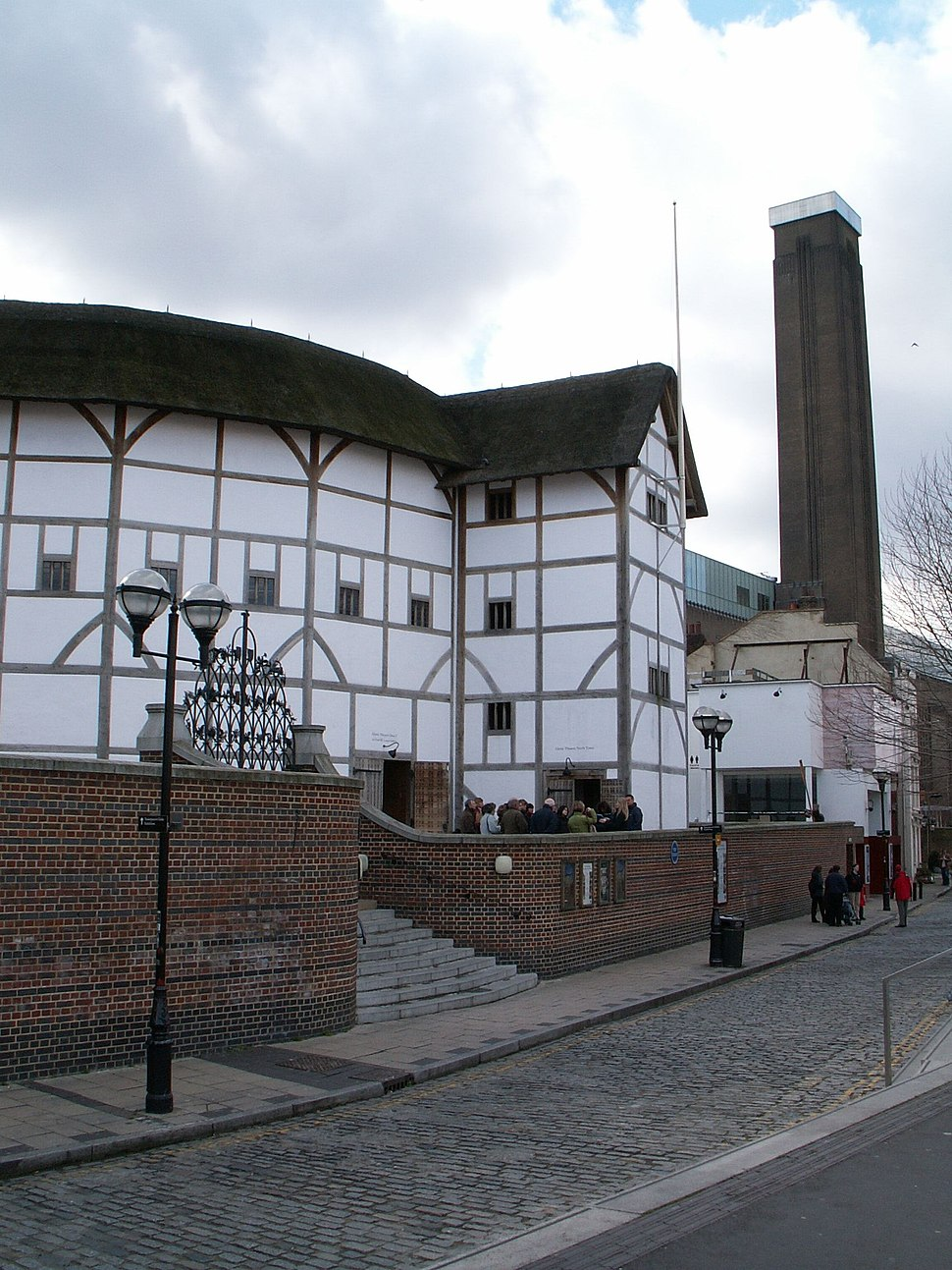 Shakespeare Globe Theater 1 db