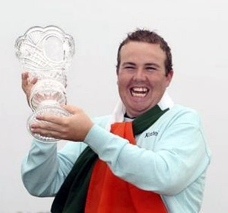 Shane Lowry (golfer) - Lowry in 2009