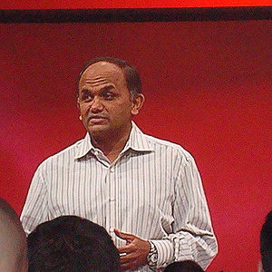 Shantanu Narayen Shantanu took centerstage and...