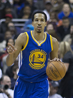Shaun Livingston - Livingston with the Warriors in 2016