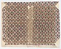Sheet with overall lattice pattern with rosettes Met DP886639.jpg