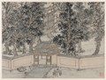 Shen Zhou - Twelve Views of Tiger Hill, Suzhou, Tiger-Flight Spring at the Back Gate - 1964.371.10 - Cleveland Museum of Art.tiff