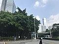 Shennan Avenue near headquarters of Tencent 2.jpg