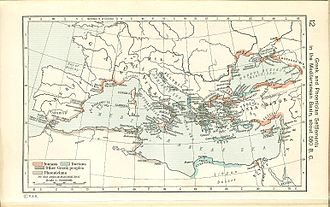 Coele-Syria - Greek colonies