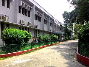 Sher-e-Bangla Medical College - SBMC academic building