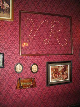 Sherlock Holmes Museum Study 4
