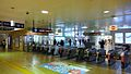 Shiki Station ticket barriers 20121010.JPG