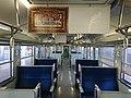Shinano Railway 115 series interior (46633832295).jpg