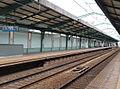 Shinbamba Sta platform.jpg
