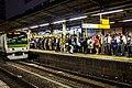 Shinjuku Station Yamanote Line platform (39081838475).jpg