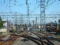 Shiraitodai station yard.JPG