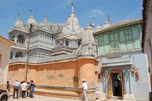 Shantinatha - Image: Shri Shantinath Jain Derasar, Kothara, Kutch