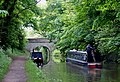Shropshire Union Canal at Brewood, Staffordshire - geograph.org.uk - 1371852.jpg