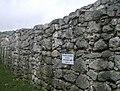 Shumen Fortress - Roman Wall.jpg