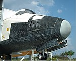 Shuttle Explorer starboard nose side 2003.jpg
