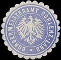 Siegelmarke Bürgermeisteramt Koblenz-Land W0381896.jpg