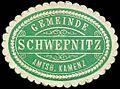 Siegelmarke Gemeinde Schwepnitz - Amtshauptmannschaft Kamenz W0252939.jpg